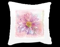 春暖花开-方形个性抱枕