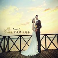 梦幻婚礼-8x8双面水晶印刷照片书22p