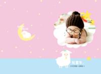 致童年-关于你的一切美好-A3硬壳蝴蝶装照片书32p