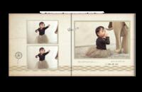 甜心宝贝-天使宝贝10x10照片书