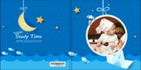 可爱宝贝快乐成长记--卡通小可爱动物-8x8轻装文艺照片书体验款