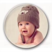 【可爱的宝宝--图文可换】-创意冰箱贴
