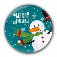 圣诞快乐-7.5个性徽章