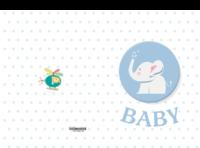 可爱BABY#-硬壳对裱照片书30p