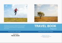 TravelBook 旅行手册(在路上)高档原创欧美经典精品自由DIY-82P