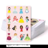 迪士尼公主-双面定制扑克牌