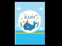 BABY#-A4杂志册(24p) 亮膜