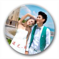 遇见爱-4.4个性徽章