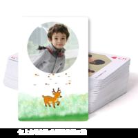 快乐童年-双面定制扑克牌