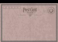 怀旧明信片系列15-全景明信片(横款)套装