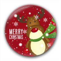 圣诞快乐-创意冰箱贴
