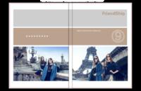 FriendShip 闺蜜与友谊 欧美经典原创高档精品自由设计-8x12照片书