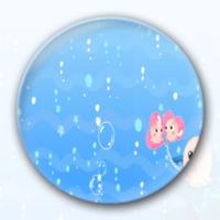 爱情泡泡-4.4个性徽章