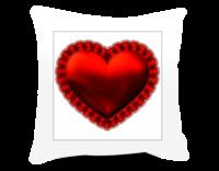 情人节-方形个性抱枕
