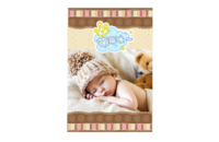 宝贝萌萌哒-8x12印刷单面水晶照片书21p