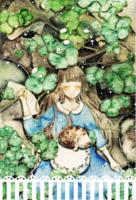 【治愈系】爱上多肉植物的文艺妹纸·小清新田园风-定制lomo卡套装(25张)