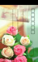 玫瑰之约-全景明信片(竖款)套装