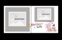 girl`s life女孩生活-女生白领礼物-女生礼物-闺蜜礼物-贝蒂斯8X8照片书