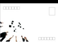 毕业-全景明信片(横款)套装
