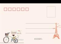 单车旅行-全景明信片(横款)套装