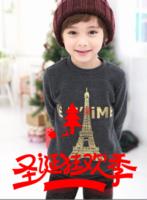 圣诞狂欢季简洁时尚潮流可爱中国卡通复古插画抽象梦幻现代欧式韩式宝贝亲子节日摄影毕业恋爱写真-章鱼贴印刷照片(8张/套)