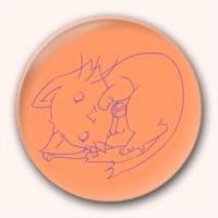 萌猫咪-4.4个性徽章