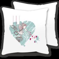 创意礼物:天使之爱-情侣抱枕