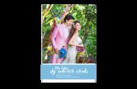 海誓山盟 爱情婚纱影楼模板lee4-8x12印刷单面水晶照片书21p