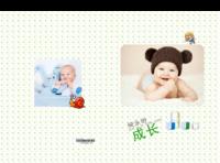 快乐的成长z-硬壳精装照片书22p