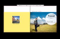 Travel sunshine 阳光之旅 欧美经典原创高档精品自由设计-贝蒂斯6x6照片书