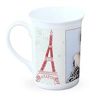 巴黎恋语_骨瓷白杯