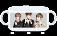 潮流韩星EXO-白杯