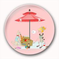 旅行 带着宠物去春游一个人旅游-4.4个性徽章