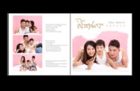 越简单越幸福—天使宝贝10x10照片书