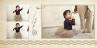 甜心宝贝-8x8PU照片书NewLife