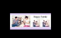happy family 幸福家庭-陶瓷马克变色杯