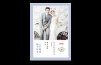 【我们-始于初见,止于终老】(图文可换)-8x12印刷单面水晶照片书21p