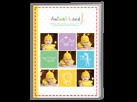 童年的色彩-A4骑马钉画册
