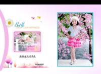 快乐的童年-精装硬壳照片书60p
