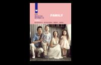 【每一天都是幸福的,快乐的,我们的全家福】(图文可换)-8x12印刷单面水晶照片书21p