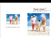 我们的旅行日记(情侣、全家、团队、毕业旅行)-硬壳精装照片书30p