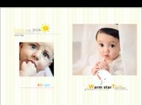 儿童 亲子 宝宝(照片可换)照片书155-硬壳精装照片书22p