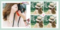 美丽旅行,快乐购物-8x8PU照片书NewLife