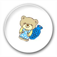 睡觉的小熊-4.4个性徽章