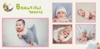 我的美丽异世界#-8x8银盐PU照片书NewLife
