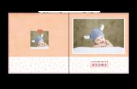 成长的脚步-可爱小熊伴我成长-贝蒂斯6x6照片书