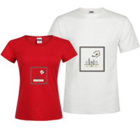 【时光轴】游走的岁月の轻文艺治愈小园丁植物-修身情侣装纯棉T恤