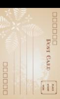 怀旧明信片系列22-18张全景明信片(竖款)