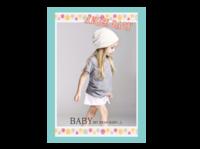 一颗童心(封面图片可替换)-A4杂志册(24p) 亮膜