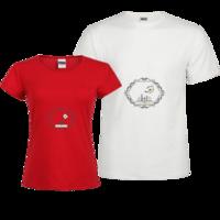 【时光轴】游走的岁月の轻复古治愈小园丁植物-修身情侣装纯棉T恤